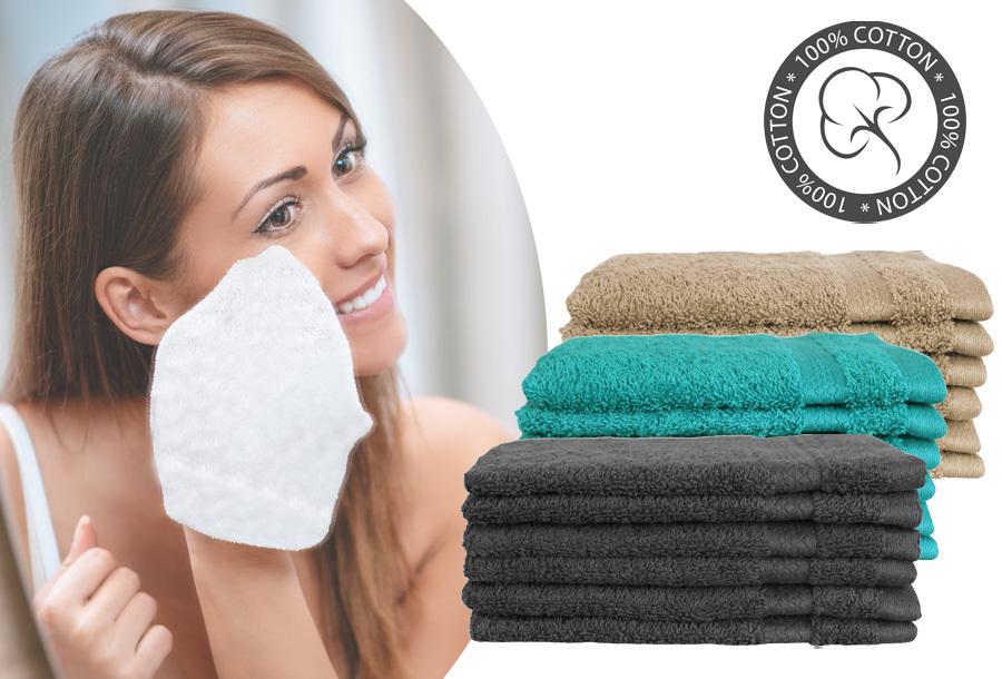 53% korting - Hotelkwaliteit washandjes