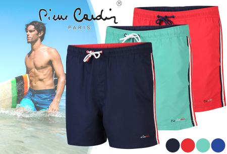Pierre Cardin zwembroek |  Zwemshort voor heren met trendy streep