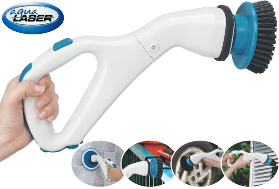 Turbo Scrubber van Aqua Laser in de aanbieding