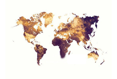 Diamond painting wereld | Schitterende schilderijen van de complete wereldkaart! #7