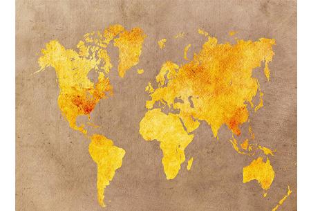 Diamond painting wereld | Schitterende schilderijen van de complete wereldkaart! #11
