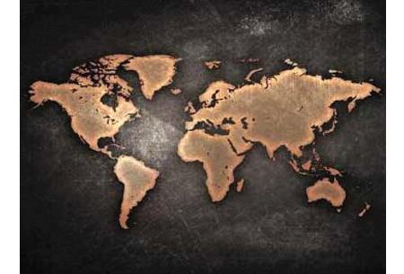 Diamond painting wereld | Schitterende schilderijen van de complete wereldkaart! #12