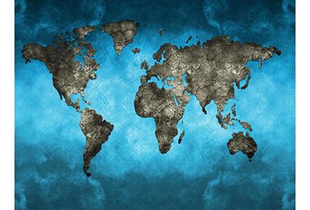 Diamond painting wereld | Schitterende schilderijen van de complete wereldkaart! #13