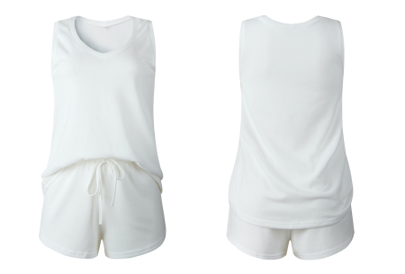 Dames kledingset | Zomerse two piece - in 3 kleuren!