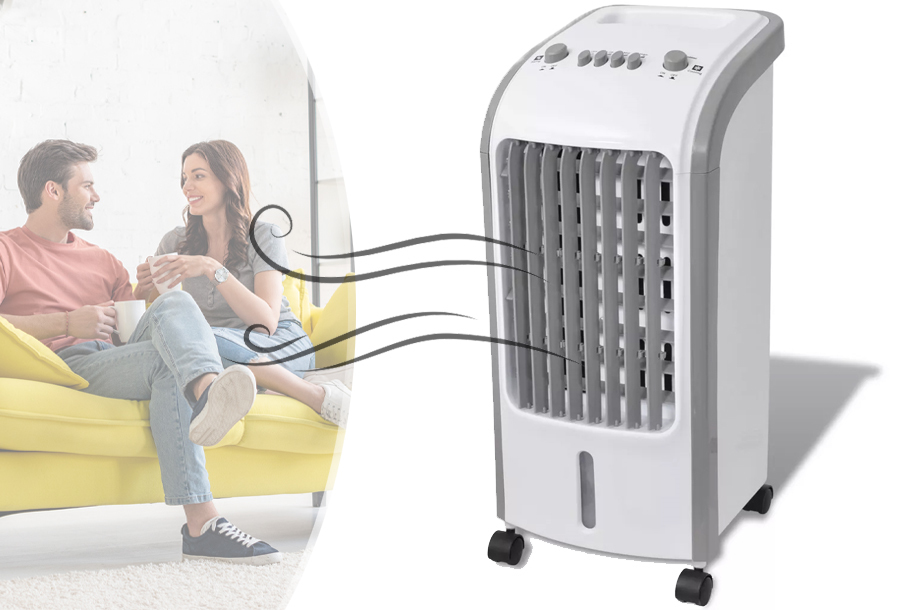 3-in-1 aircooler - nergens goedkoper!