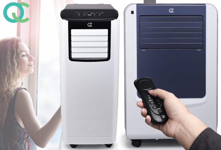 FlinQ mobiele airco met hoge korting