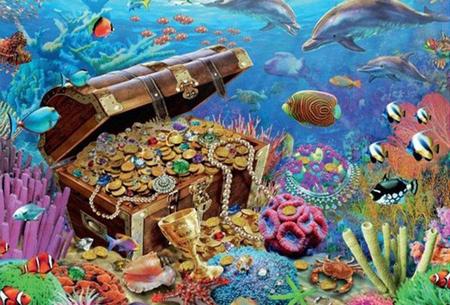 Diamond painting dolfijnen   Adembenemende schilderijen om zelf te maken!  #8