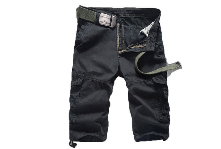 Cargo broek heren - Maat XS - Zwart A
