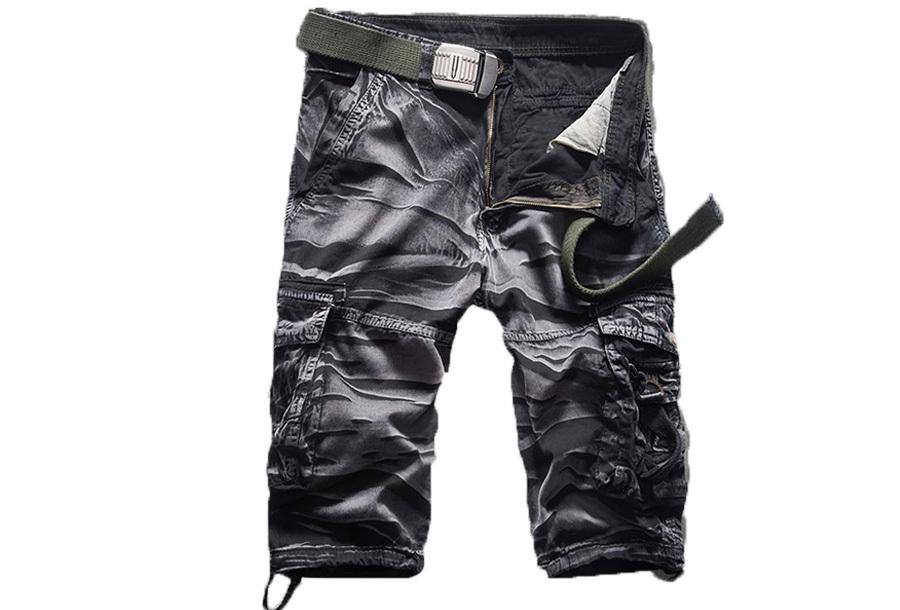 Cargo broek heren - Maat M - Zwart B