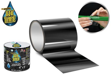 Fix Tape waterdichte tape   Reken razendsnel af met scheuren, gaten en lekkages!