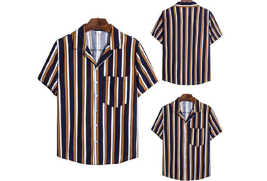 Heren overhemd - Maat L - A