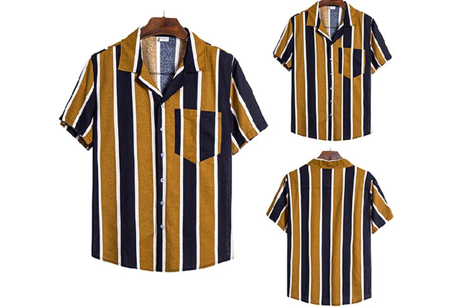 Heren overhemd - Maat M - B