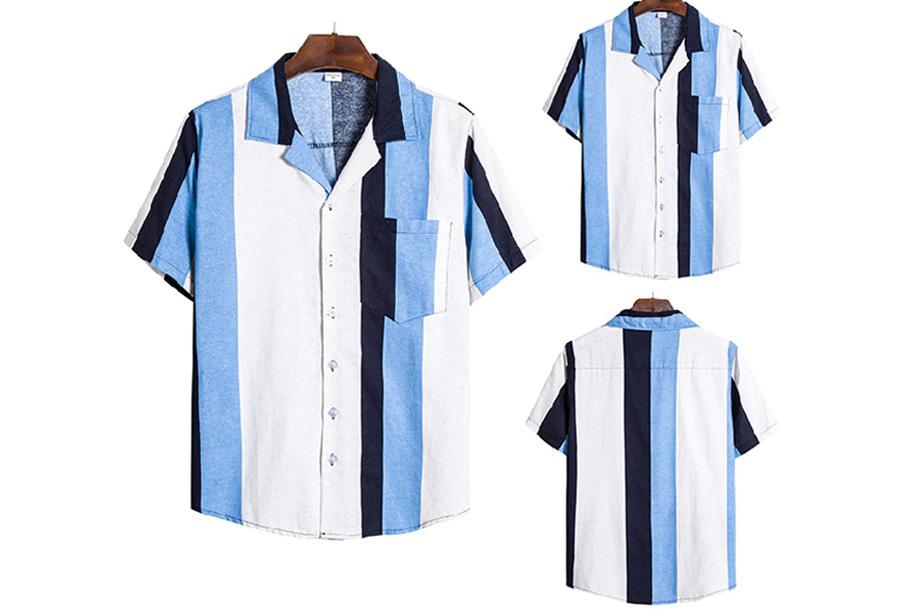 Heren overhemd - Maat L - C