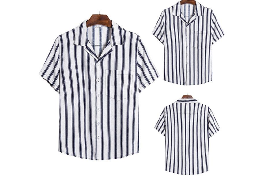 Heren overhemd - Maat L - F