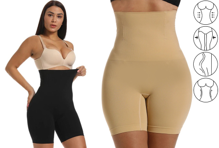 Shaper voor buik en benen | Onzichtbaar & corrigerend ondergoed voor onder jurken, broeken, T-shirts en meer
