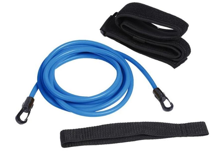 Zwemelastiek Blauw - 4 meter
