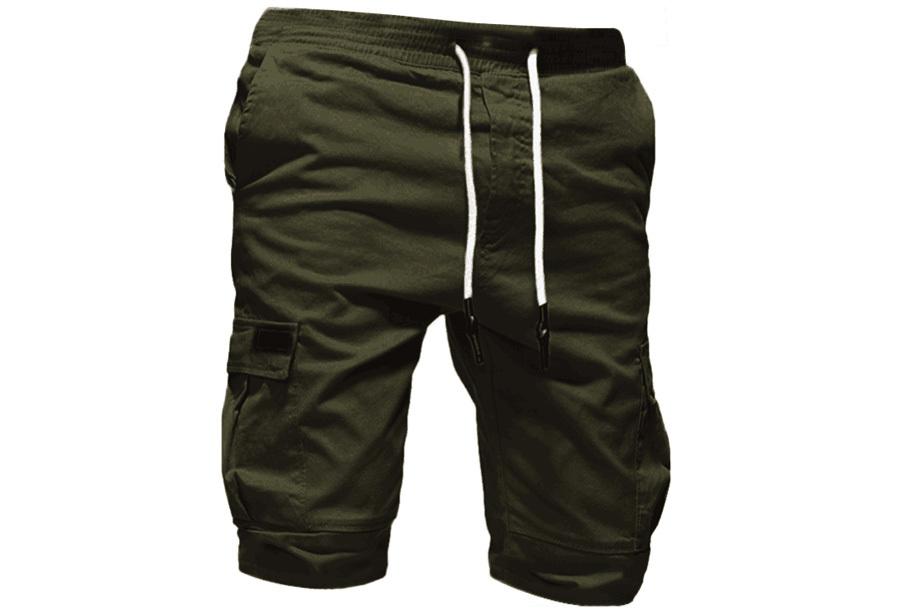 Korte broek heren - Maat L - Groen