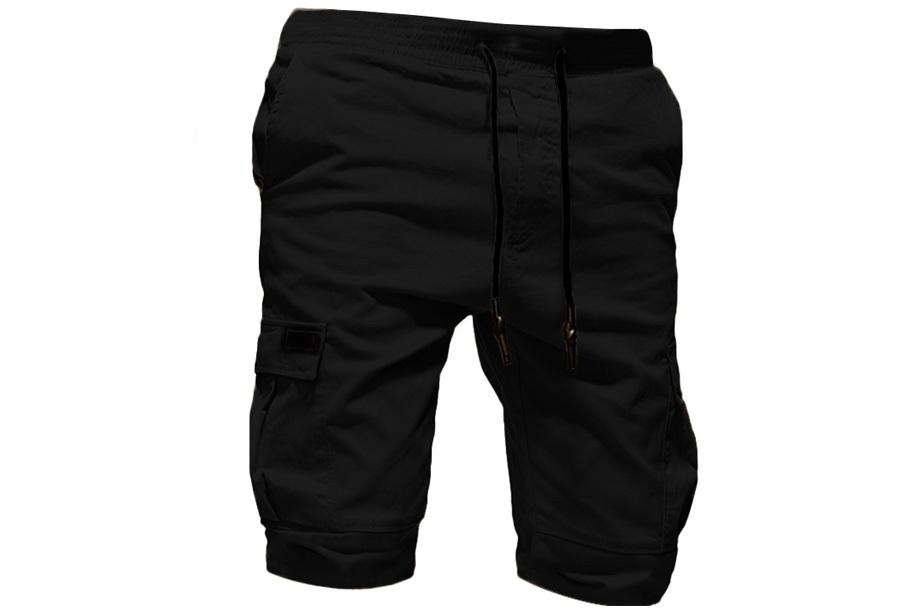 Korte broek heren - Maat XS - Zwart