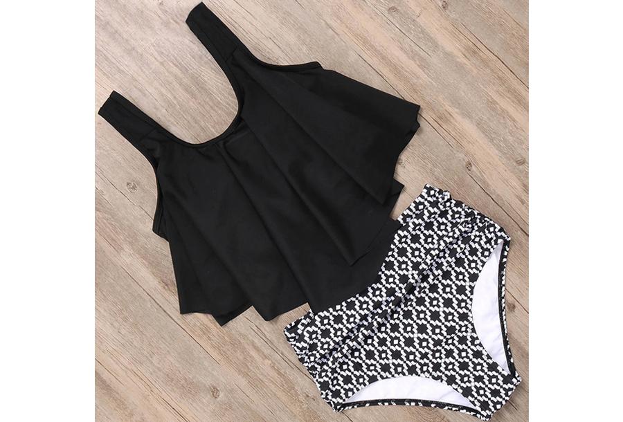 High waist bikini - Maat M - #A