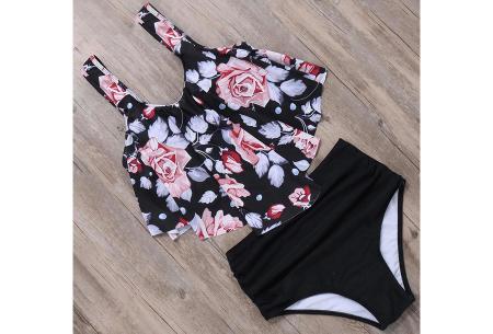 High waist bikini | Stijlvolle zwemkleding voor dames B