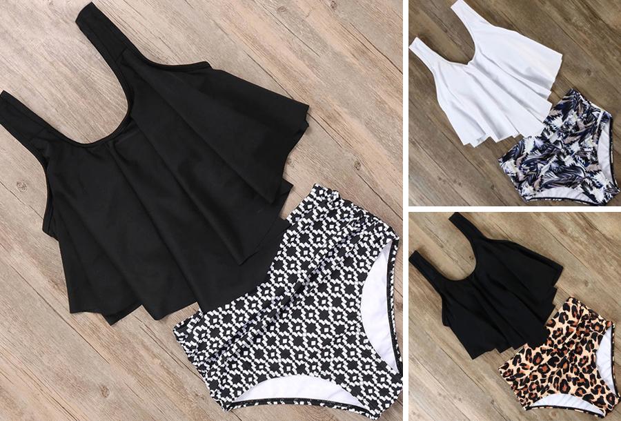High waist bikini: nu extra goedkoop