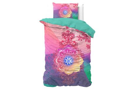 Katoenen dekbedovertrek van Dreamhouse | Kleurrijke dekbedhoezen in 6 printjes