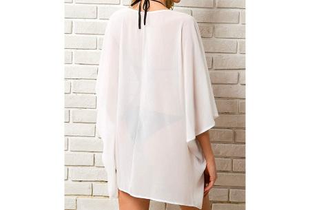 Kimono voor dames   Luchtig vestje voor over je badkleding - In 13 printjes #D