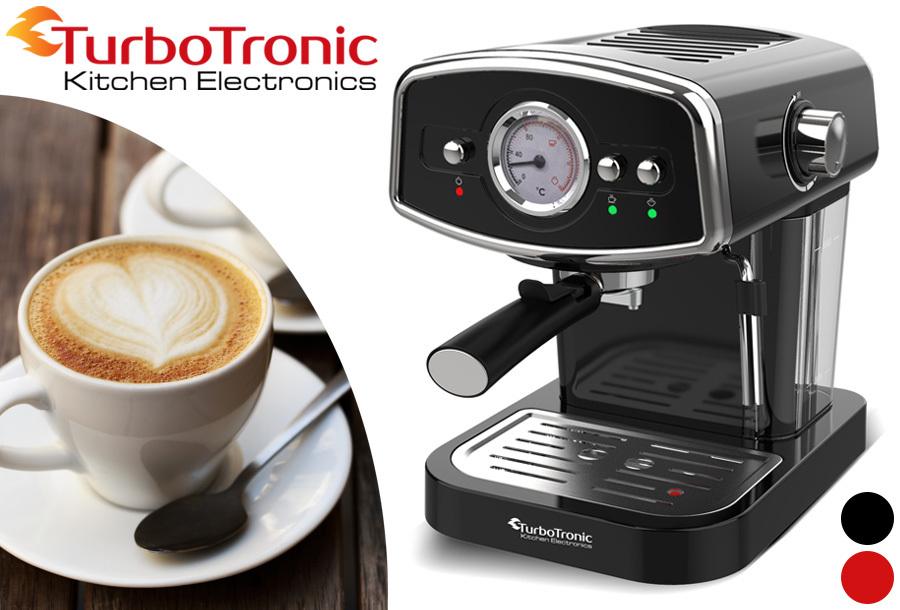 TurboTronic espressomachine met korting