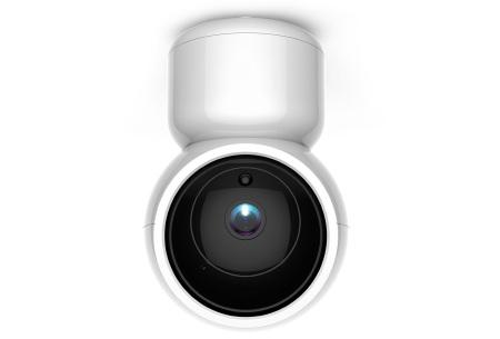 Sinji pan-tilt beveiligingscamera | Slimme indoor IP camera met WiFi