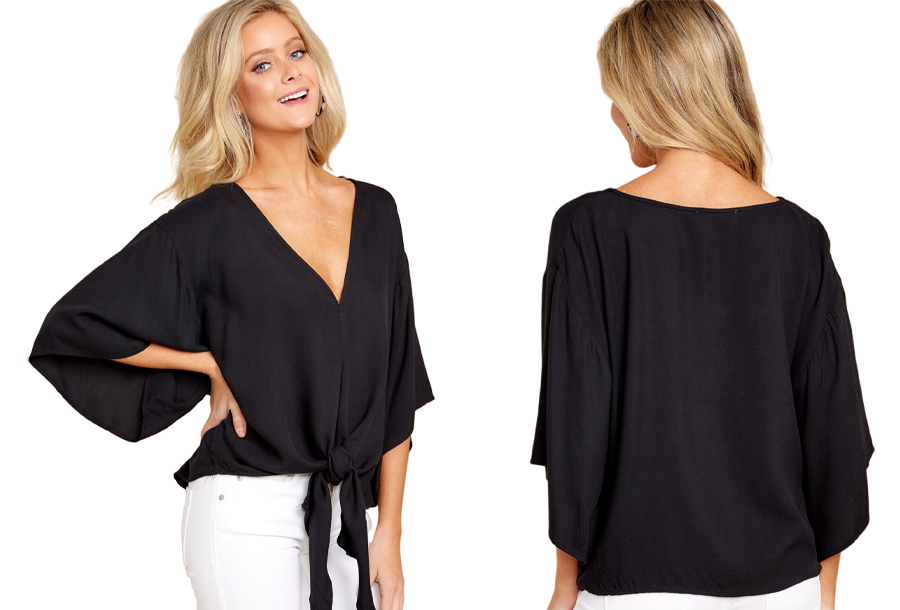 Oversized blouse - Maat XL - #C