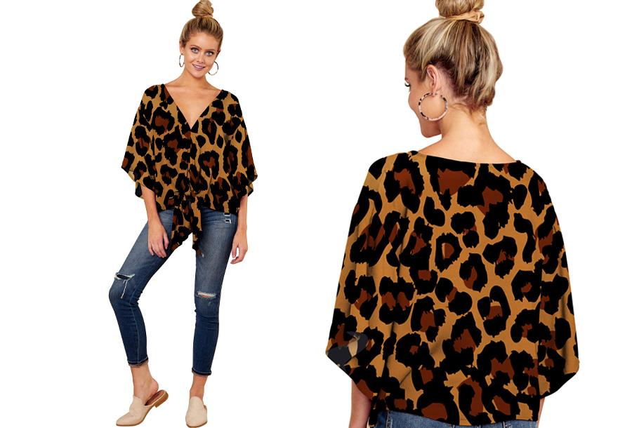 Oversized blouse - Maat S - #G