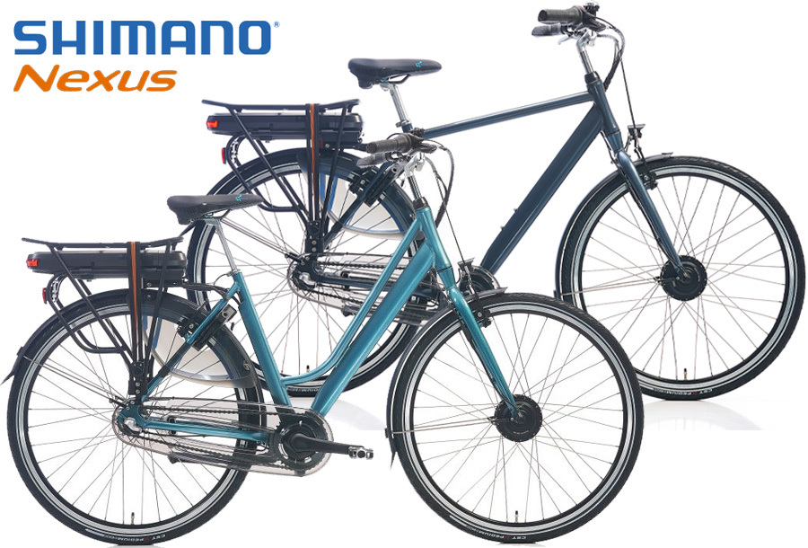 Goedkope elektrische fiets voor dames en heren