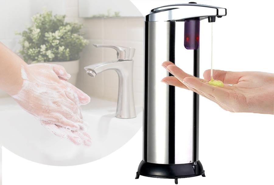 Automatische zeepdispenser kopen doe je hier