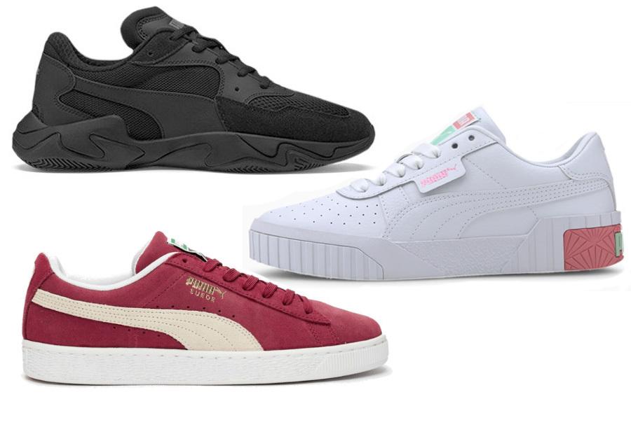 Puma sneakers dames & heren - Mega Sale!