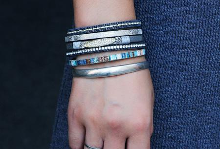 Ibiza armbanden | Zomerse armbandenset in Ibiza style