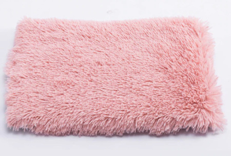 Superzacht hondenkussen | Hondenbed voor een grote of kleine hond Roze