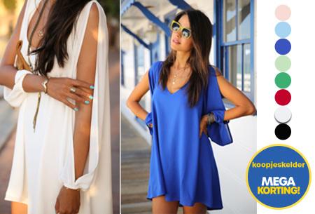 Ibiza jurkje | Zomers, stijlvol & sexy!