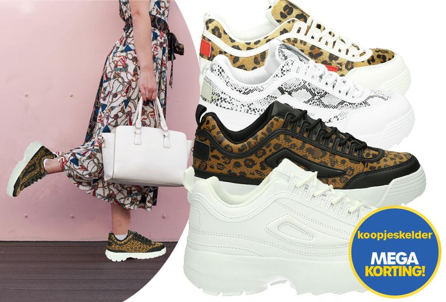 All Day sneakers voor dames | Wat een aanbieding