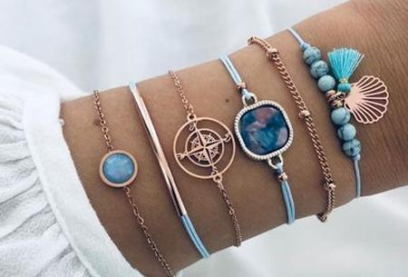 Bohemian armbandenset | Stijlvolle armbandjes in 14 varianten #3