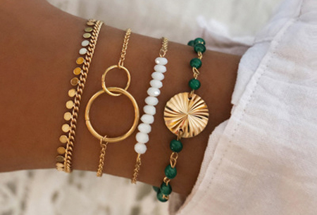 Bohemian armbandenset | Stijlvolle armbandjes in 14 varianten #6