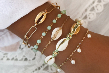 Bohemian armbandenset | Stijlvolle armbandjes in 14 varianten #8