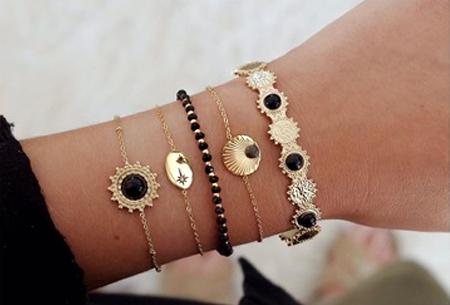 Bohemian armbandenset | Stijlvolle armbandjes in 14 varianten #9