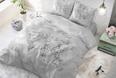 Katoenen dekbedovertrekken van Dreamhouse | Stijlvol beddengoed in 7 printjes