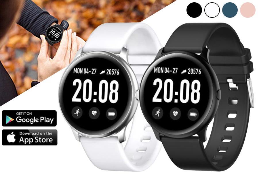 Goedkope smartwatch in de aanbieding
