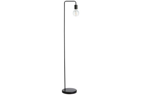 Industriële staande lampen | Stoere vloerlampen - In 5 verschillende uitvoeringen