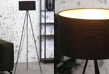 Industriële staande lampen | Stoere vloerlampen - In 5 verschillende uitvoeringen Reno