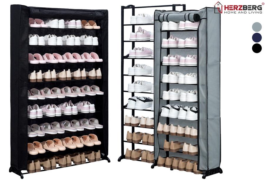Goedkope schoenenrekken met 63% korting