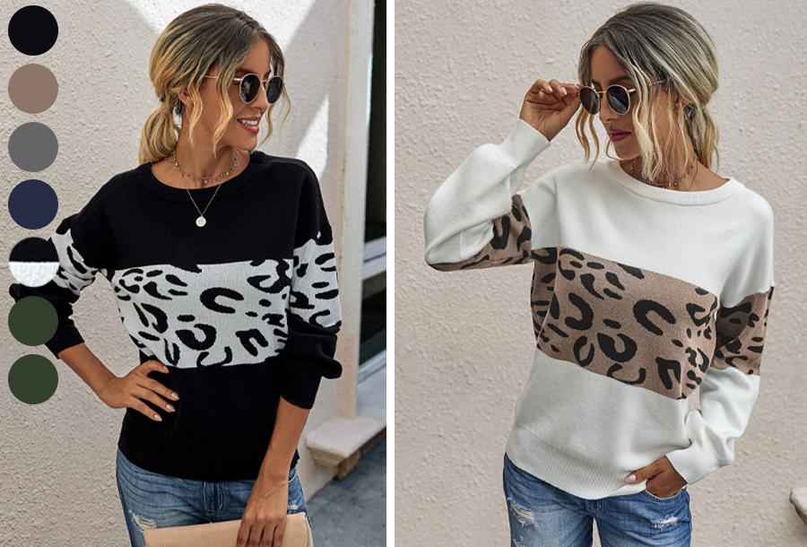 Goedkope dames sweater in de sale!