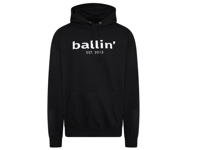 Ballin Est. 2013 heren hoodie Maat L - Zwart