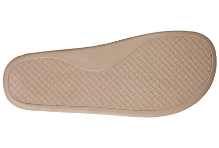 Heren & dames pantoffels van Travelin   Wollen sloffen met grip- en slijtvaste rubberen zool